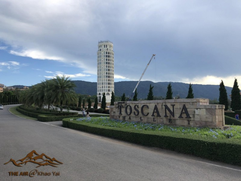 Toscana is the city of dream